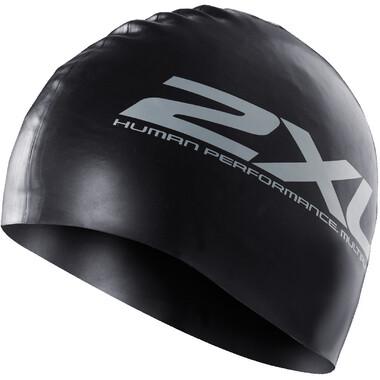 Bonnet de Natation 2XU SILICONE Noir 2021